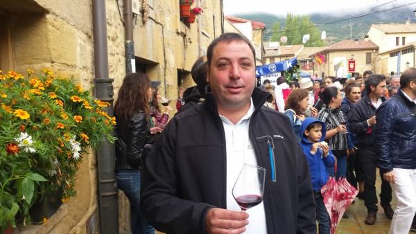 Gabriel Frías: Nueva Denominación de Origen Rioja Alavesa