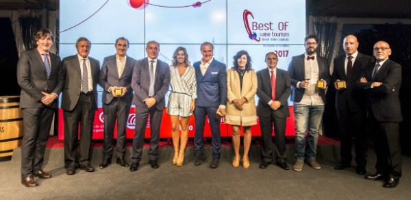 Premios best of de turismo vitivin cola elciego y laguardia for Oficina de turismo laguardia