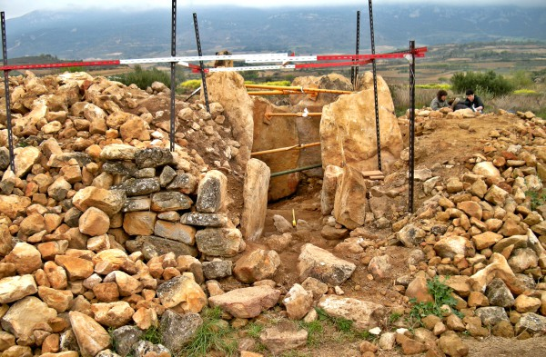 Montecillo, Patrimonio arqueológico de Rioja Alavesa