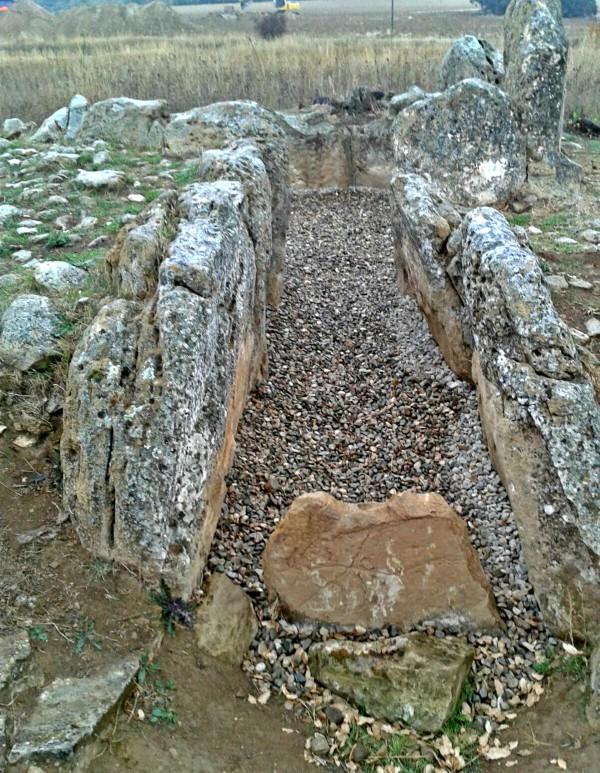 Patrimonio arqueológico de Rioja Alavesa