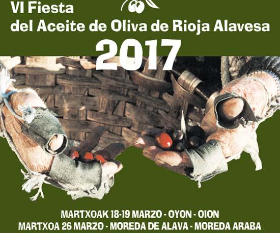 Fiesta del aceite de oliva de Rioja Alavesa