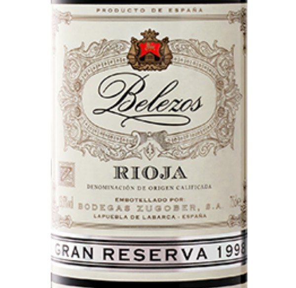 Belezos GranReserva. Decanter World Wine Awards 2017