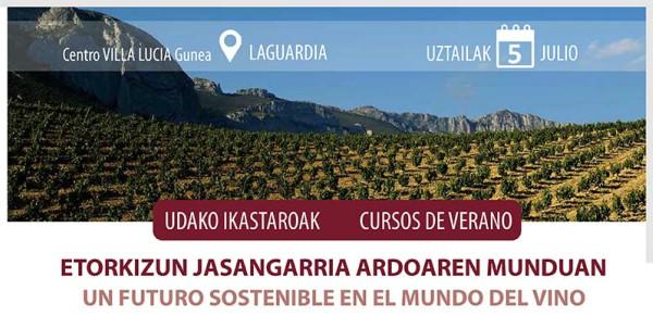 Un futuro sostenible en el mundo del vino