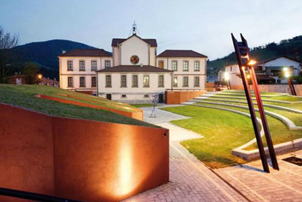 Museo institucional sobre el vino de Rioja Alavesa