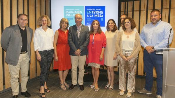 Primer Encuentro Enogastronómico Sostenible en Rioja Alavesa