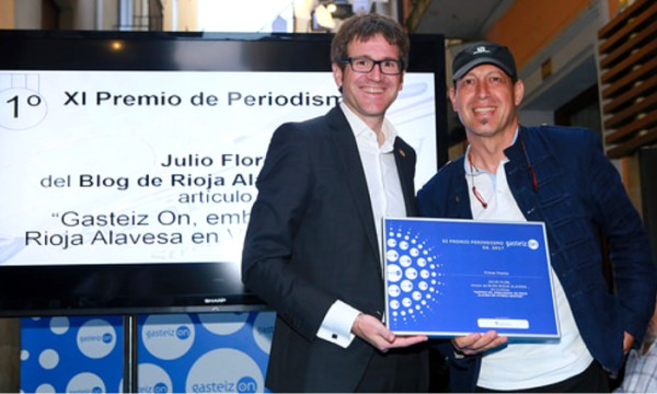 Premio Gasteiz On de Periodismo 2017
