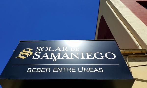 Bodega Solar de Samaniego