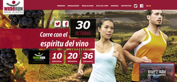 II edición de la Wine Run