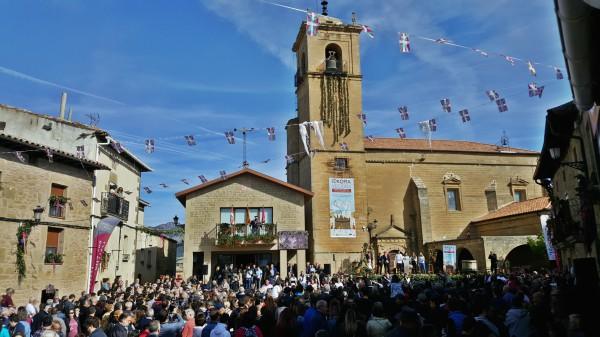 Fiesta de la Vendimia en Yécora