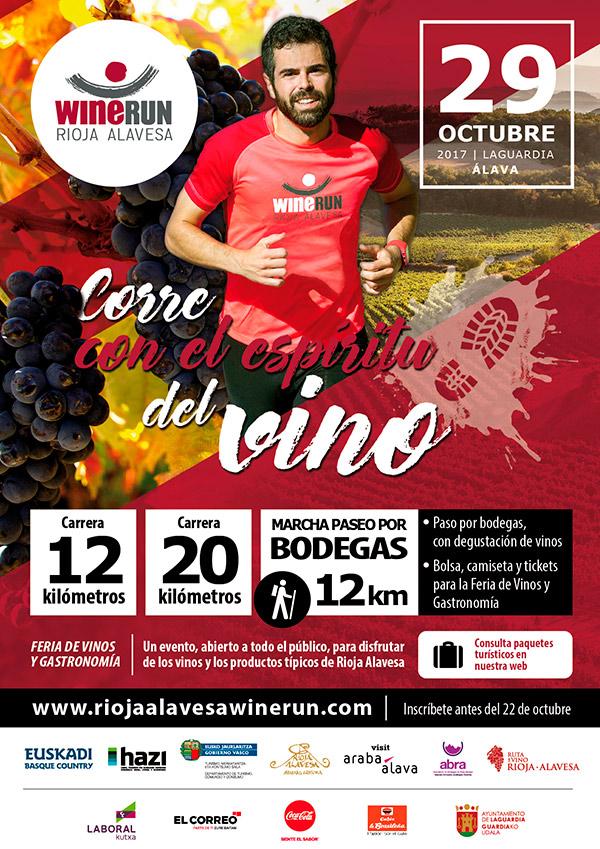 II Wine Run de Rioja Alavesa