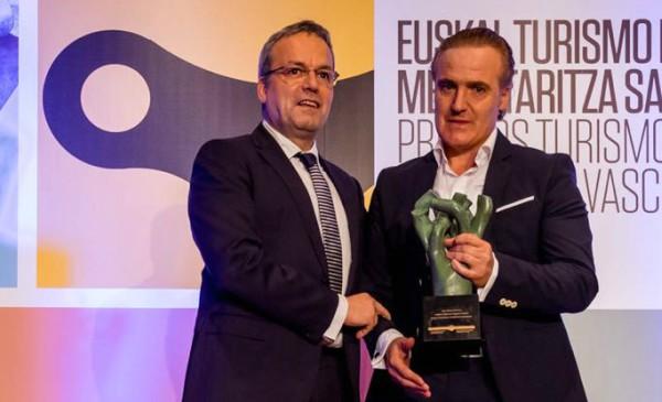 Premio Turismo y Comercio Vasco 2017