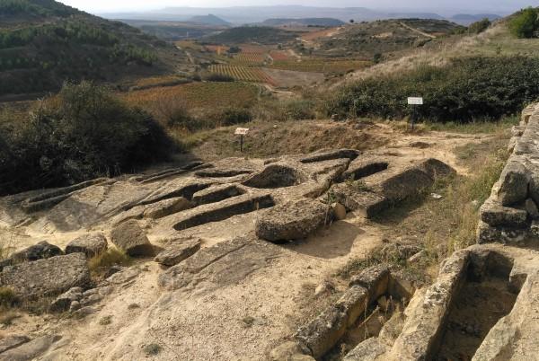 Lagares rupestres