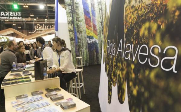 Rioja Alavesa en FITUR