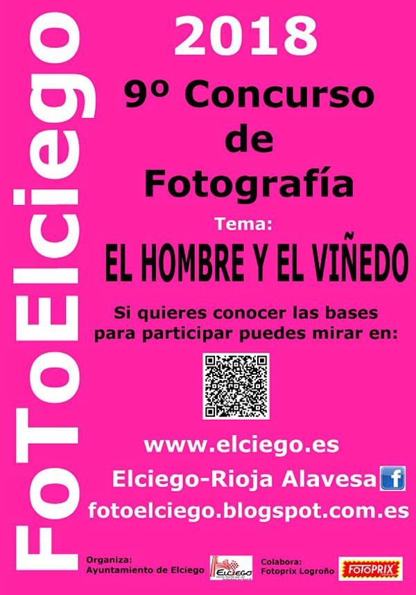Concurso de fotografía de Elciego