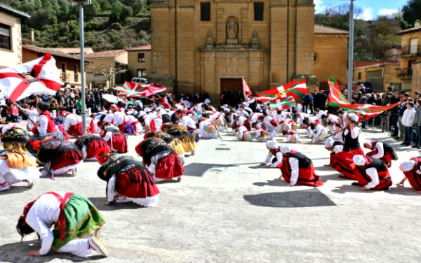 Dantzari Eguna de Rioja Alavesa