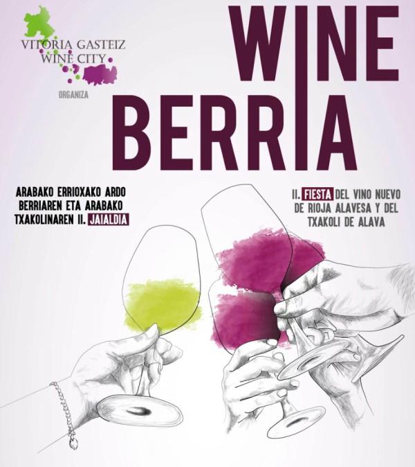 II Fiesta del Vino Nuevo