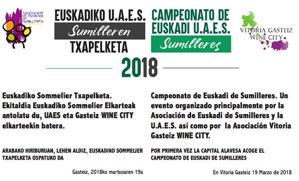 Campeonato de Euskadi de Sumilleres