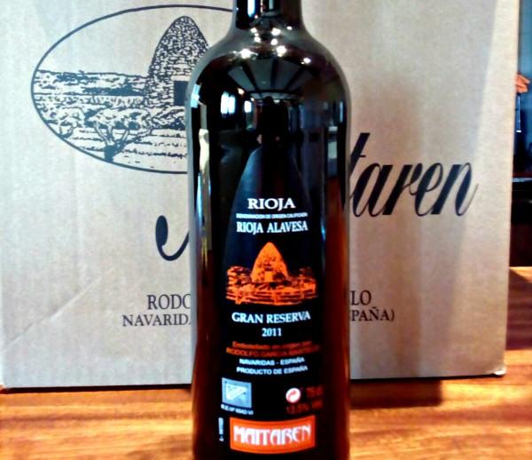 Maitaren-Bottle