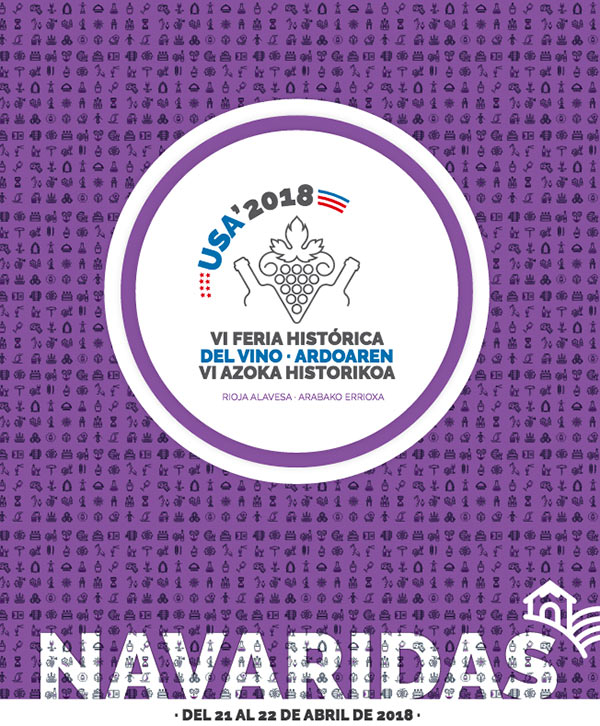 Feria vino Navaridas 2018
