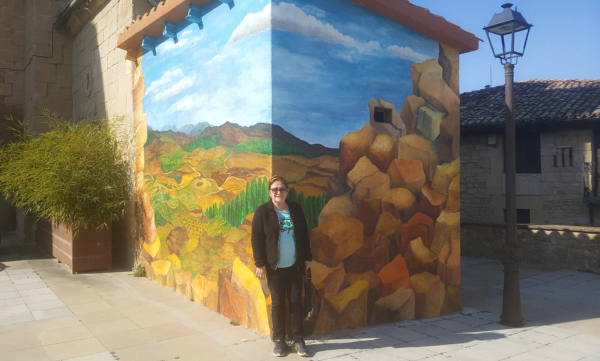Alcaldesa-Mural