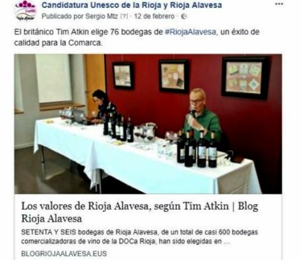 Blog Rioja Alavesa