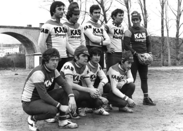 El equipo KAS vuelve a Labastida