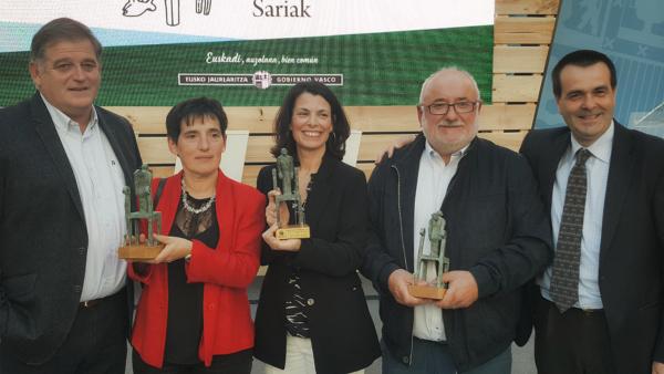 Premiados-Galardones