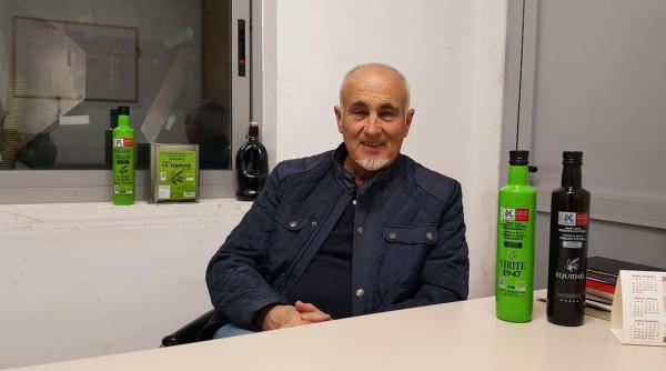 Olivo y el Aceite vasco