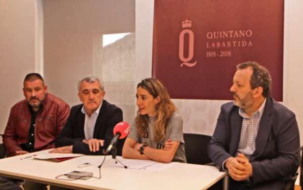 Homenaje a Manuel Quintano