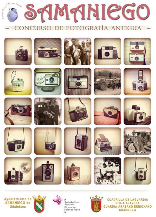 Concurso de fotografía antigua