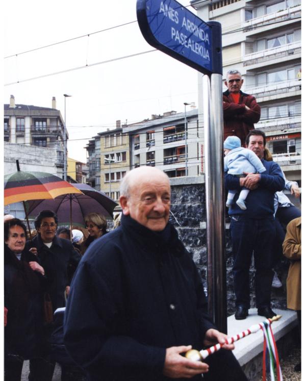 Anastasio Arrinda Albisu