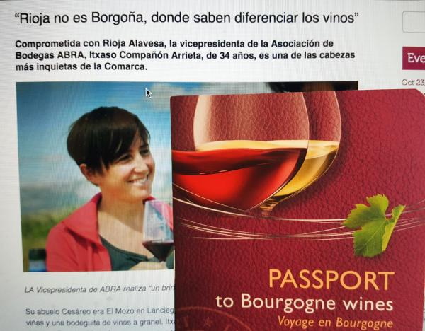 Itxaso-Pasport