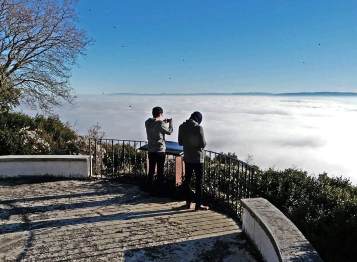 Niebla-Uno