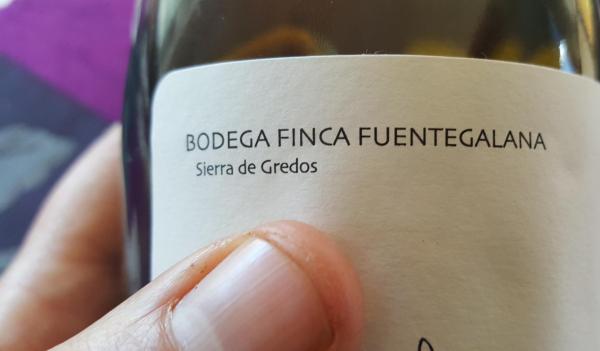 Bottle-Gredos