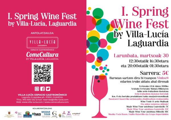 I Spring Wine Fest