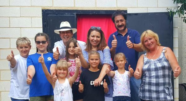 Niños de Bielorrusia