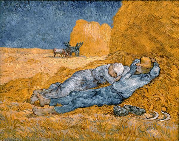 Siesta-Van-Gogh