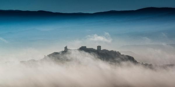 Laguardia-entre-Niebla