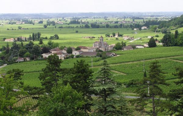Paisaje Cultural Vitícola de la Jurisdicción de Saint-Emilion