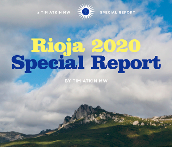 Rioja 2020 Special Report de Tim Atkin