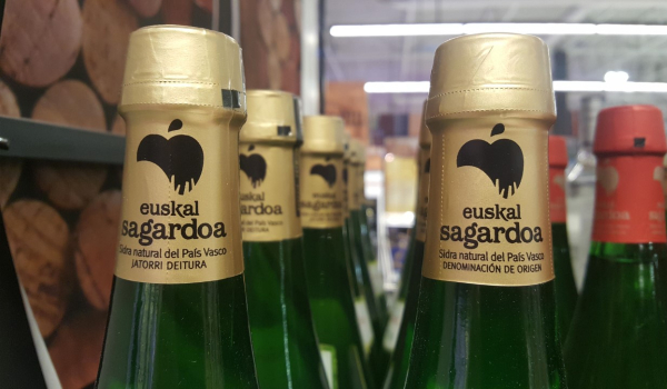 Euskal sagardoa