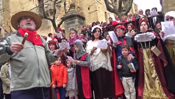 VIII centenario de Viana
