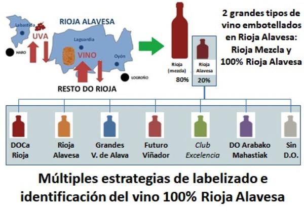Problemas para el futuro de Rioja Alavesa