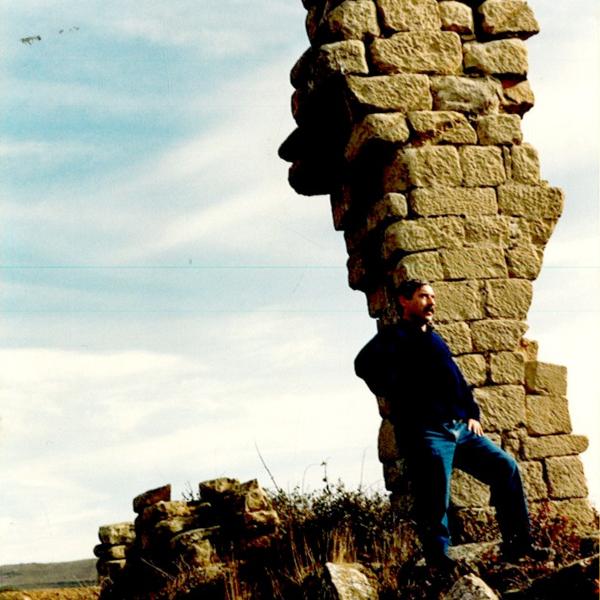 Ruinas-Iglesia