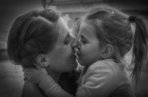 Besos-madre