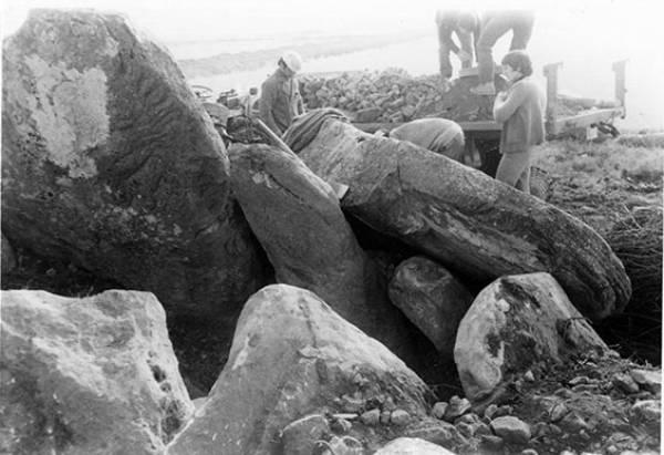 Dolmen de la Chabola de la Hechicera