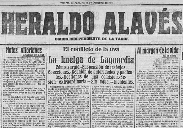 El Heraldo Alavés