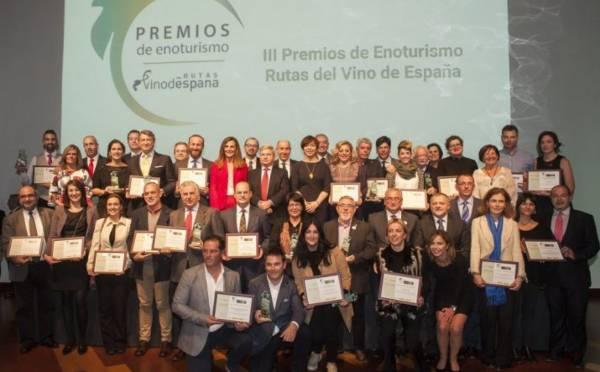 V Premios de Enoturismo