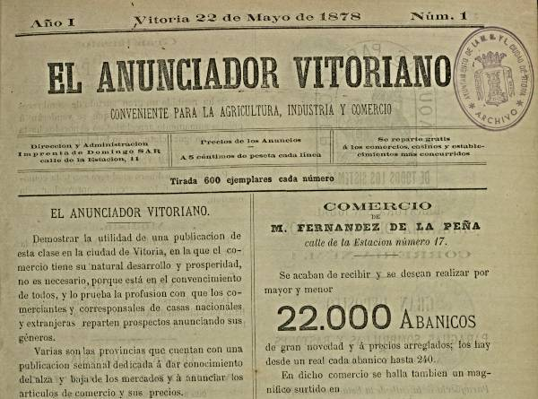 Anunciador-Vitoriano