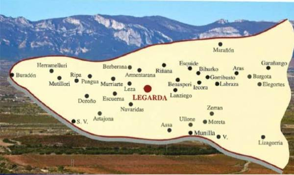 Toponimia mayor de Rioja Alavesa